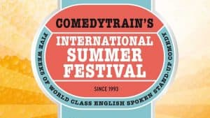 Comedytrain International Summer Festival