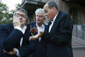 Jan J. Pieterse, Frank van Pamelen, John Schleipen – Talk